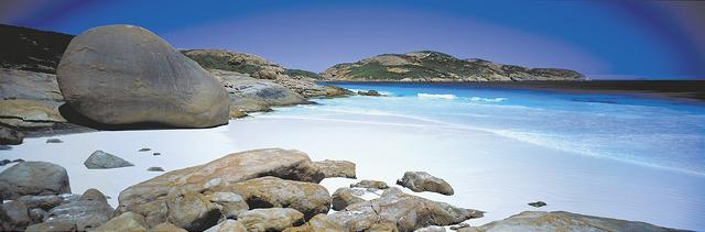 Visum Australie Lucky Bay